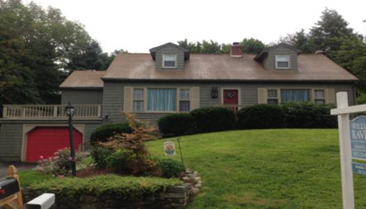 Roof Cleaning Harleysville Pa Clear Choice Power Washing