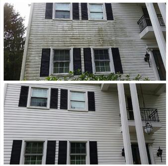Home Siding Power Washing Montgomery PA